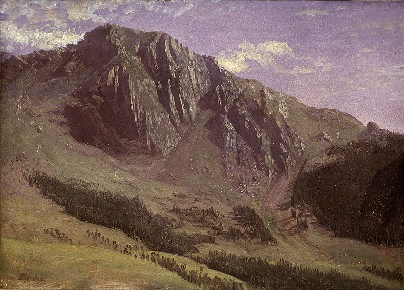 File:Albert Bierstadt - Mountains.jpg