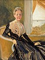Albert Edelfelt - Portrait of Countess Elisabeth Wachtmaister, compositional sketch - A III 1994 - Finnish National Gallery.jpg