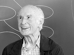 Centenarian - Swiss chemist Albert Hofmann at 100