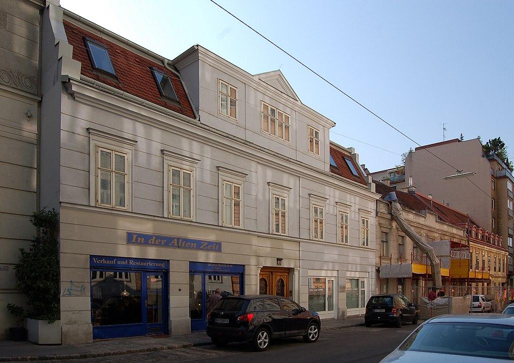 Datei:Albertgasse 41 - Außenfassade II.jpg