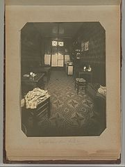 Album of Paris Crime Scenes - Attributed to Alphonse Bertillon. DP263710.jpg