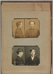 Album of Paris Crime Scenes - Attributed to Alphonse Bertillon. DP263711.jpg