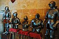 Alcázar de Segovia, armadura de caballeros.jpg