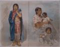 Alenka-ka-ma en Moen-di en haar dochtertje Elisabeth.png