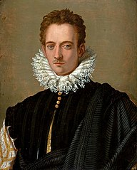 Portrait of a florentine noble (Pietro di Cosimo ?)
