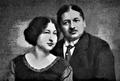 Alexander und Anisia Wassilko von Serecki, 1920.png