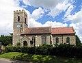 All Saints, Wreningham, Norfolk - geograph.org.uk - 852753.jpg