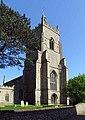 All Saints Church, Mattishall, Norfolk - geograph.org.uk - 807771.jpg