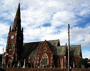 Thornton Hough - All Saints Church