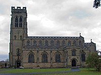 All Saints Parish Church, Broseley - geograph.org.uk - 1030739.jpg