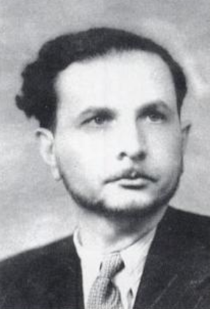 Allal al-Fassi - Allal Al Fassi in 1949