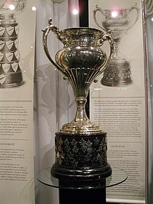 The Allan Cup trophy