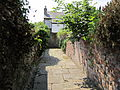 Alleyway off Croft Edge, Oxton - IMG 0965.JPG