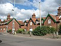 Almshouses in Langley Road - geograph.org.uk - 1493277.jpg