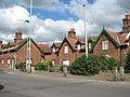 Almshouses in Langley Road - geograph.org.uk - 1493277.jpg