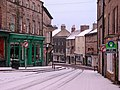 Alnwick, early-morning snow - geograph.org.uk - 1715610.jpg