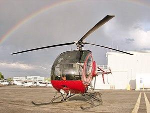 Schweizer 300 - Schweizer 300C