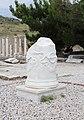 Altar in Pergamon Asclepium.jpg
