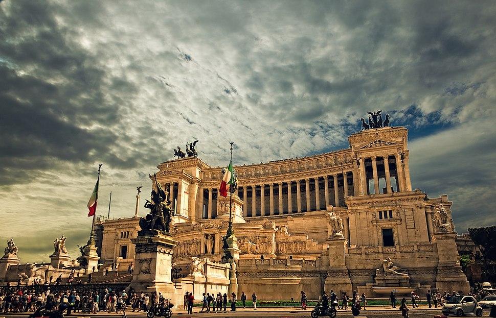 Altare-della-patria-architecture-building-56886