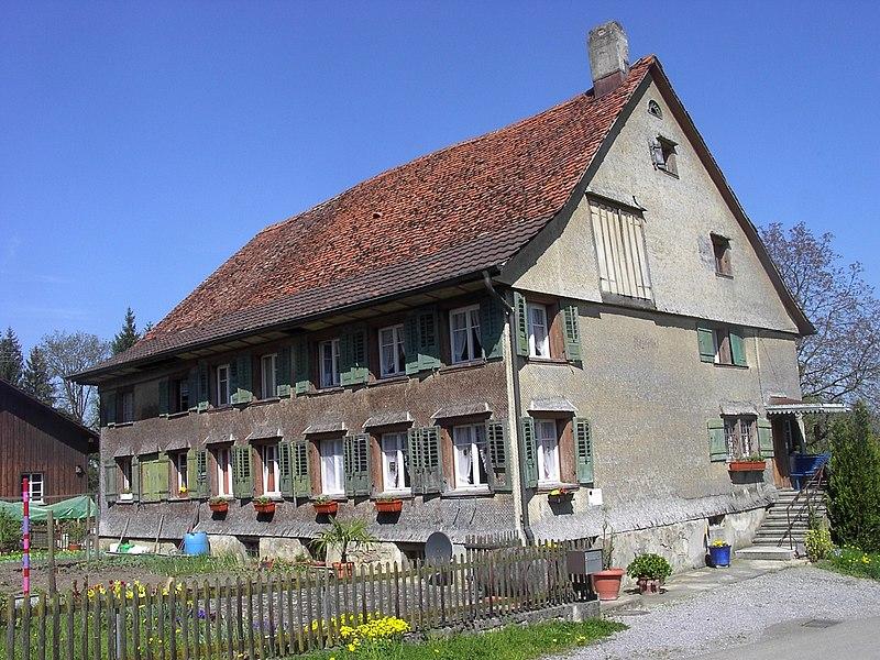 File:Altes Bauernhaus - panoramio - Rene Nueesch.jpg