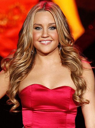 Amanda Bynes - Bynes at The Heart Truth's Red Dress Collection fashion show in February 2009