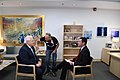 Ambassador Friedman interviews to Ch10 and Ch 2 (27433269657).jpg