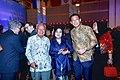 Ambassador Hasjim Djalal - Ambassador Linggawaty Hakim - H.E Tirta Bambangwirawan at Swiss National Day.jpg