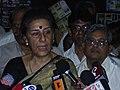 Ambika Soni - Press Conference - Science City - Kolkata 2006-07-04 5220041.JPG