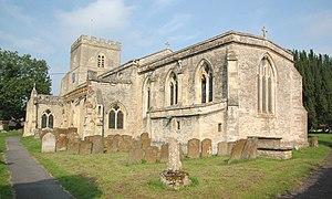 Ambrosden - Image: Ambrosden St Mary V SE