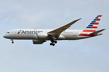 American Airlines, N805AN, Boeing 787-8 Dreamliner (44361810685).jpg