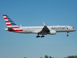 American Airlines Boeing 757-200 (N185AN) at Miami International Airport (24450541825).jpg