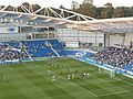 American Express Community Stadium on 09-08-2011 (BHAFC v Gillingham, League Cup First Round) (4).JPG