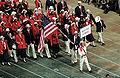 American contingent in 2000 Summer Olympics opening ceremony Parade of Nations.JPEG