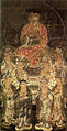 Amida with Eight Great Bodhisattvas (University Art Museum, Tokyo University of the Arts) 2.jpg
