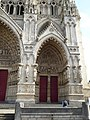 Amiens.- Cathédrale Notre-Dame (West portals) (7).JPG