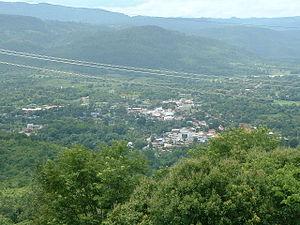 Dan Sai District - Dan Sai town