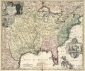 Amplissimæ regionis Mississipi seu provinciæ Ludovicianæ â R.P. Ludovico Hennepin Fransisc. Miss in America Septentrionali anno 1687. LOC 74693888.tif