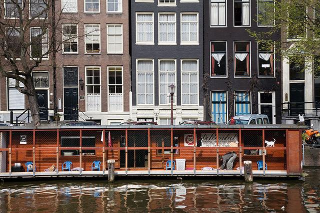 Продавцы недвижимости в Амстердаме получают, в среднем, 131 000 евро прибыли