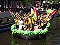 Amsterdam Gay Pride 2013 boat no13 Groen Links pic4.JPG