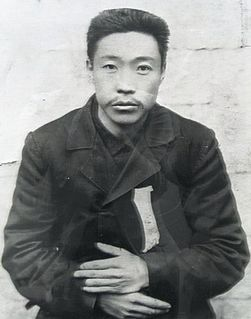 Korean independence activist, nationalist