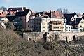 An der Eich, Stadtmauer Rothenburg ob der Tauber 20180216 004.jpg