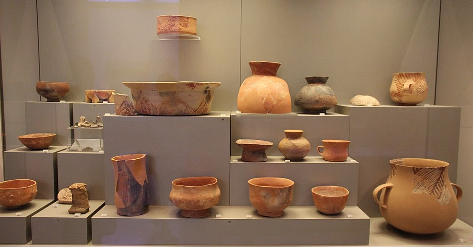 Ancient Greece Neolithic Pottery - 28421665976