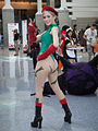 Anime Expo 2010 - LA - Cammy from Street Fighter.jpg