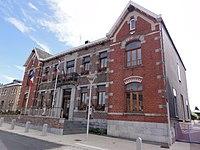Anor (Nord, Fr) mairie.jpg