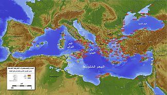 التاريخ والحضاره الغربيه __اليونان _السياسة