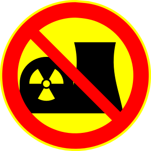 Antinuclear logo