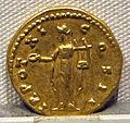 Antonino pio, aureo per marco aurelio cesare, 140-161 ca., 07.JPG