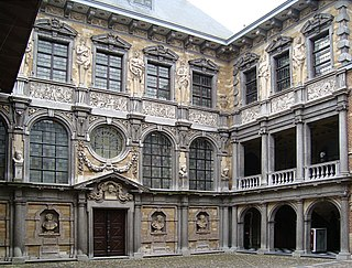 former home and studio of Peter Paul Rubens now a museum