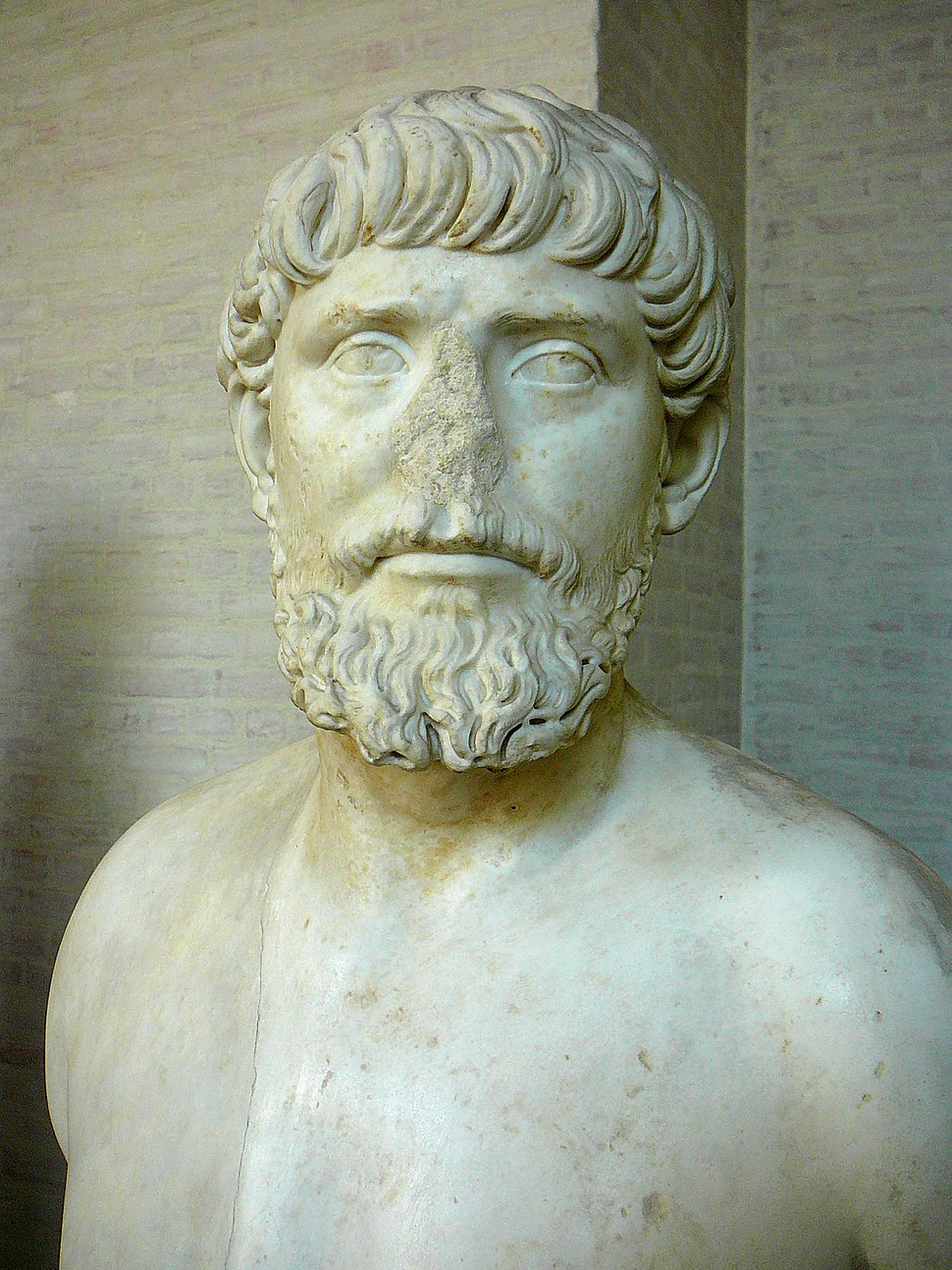Apollodorus of Damascus, Greek Architect and Engineer. Pic 01