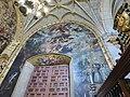 Apoteosis de San Miguel de Cristóbal de Villalpando en la Sacristía de la Catedral de la Ciudad de México 01.JPG